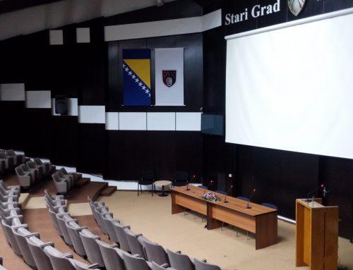 """KONFERENCIJSKA SALA """"OPĆINA STARI GRAD"""""""
